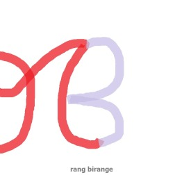 rang birange